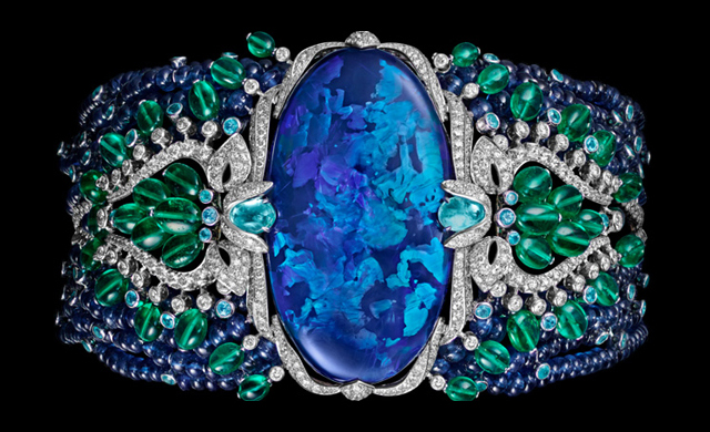 A Cartier first: Public exhibition of contemporary high jewellery