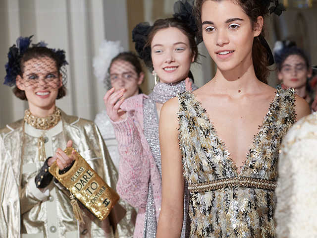 Inside Chanel's Métiers d'art show in Paris