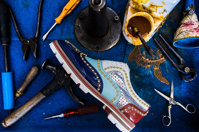Must-have footwear: Christian Louboutin's Spring/Summer '17 men's collection