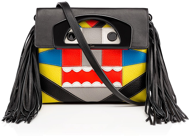 Christian Louboutin debut new Tribalou leather accessories