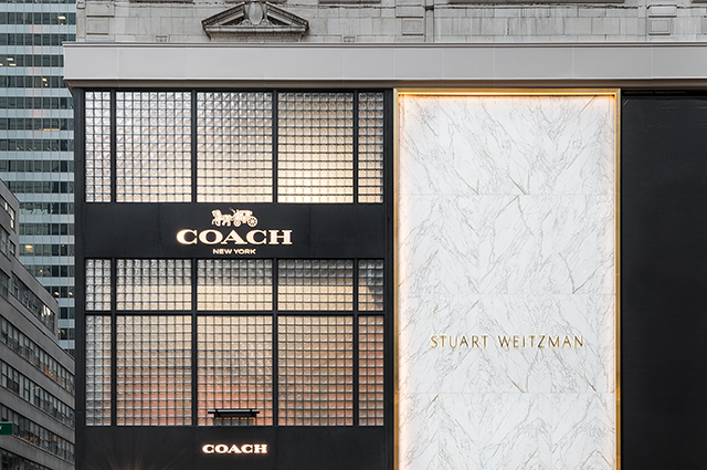Now open: Coach's New York boutique on Fifth Avenue