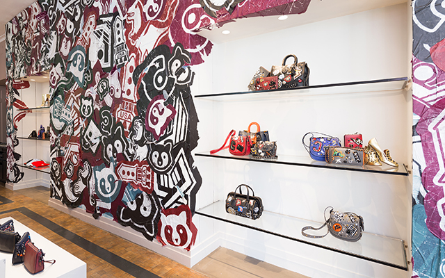 Now open: Coach's Soho Varsity Shop