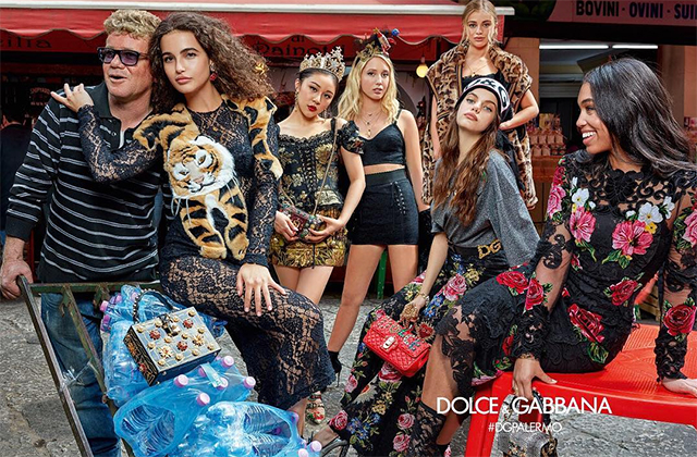 Must-see: Dolce & Gabbana's Fall/Winter '17 campaign