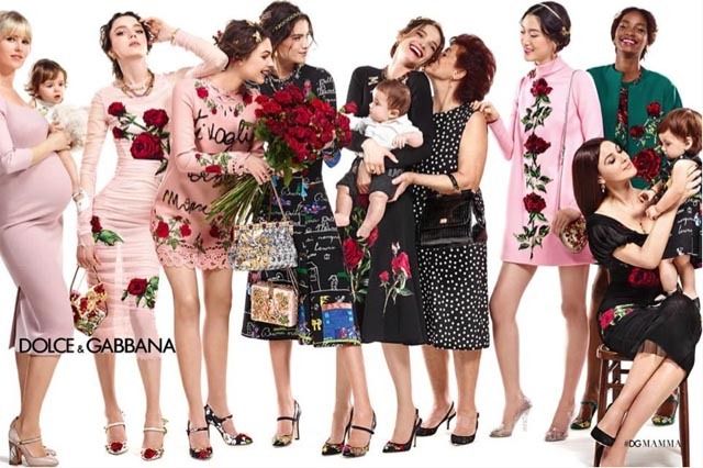 Dolce & Gabbana celebrate family with new Autumn/Winter 15 campaign