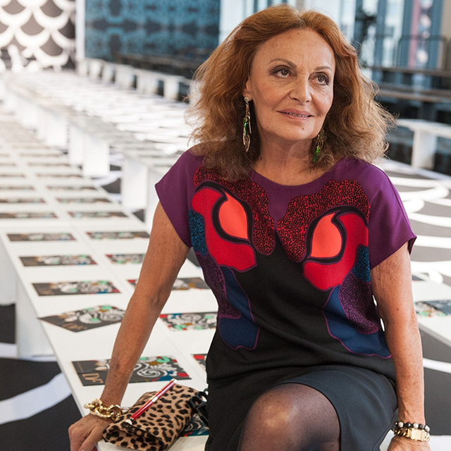 Diane von Furstenberg to launch footwear collection