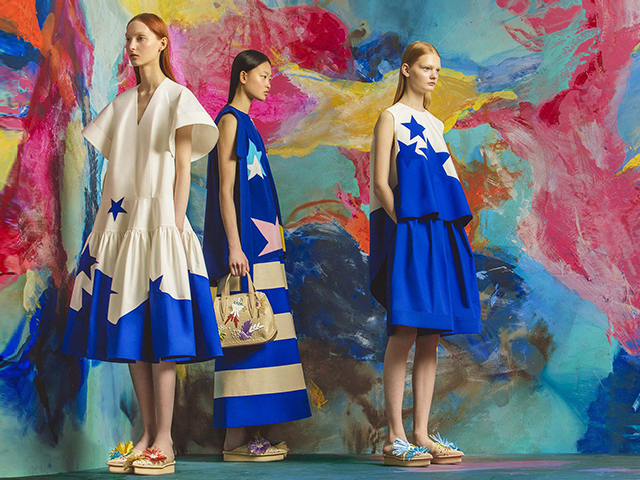 Discover Delpozo's Resort '17 collection