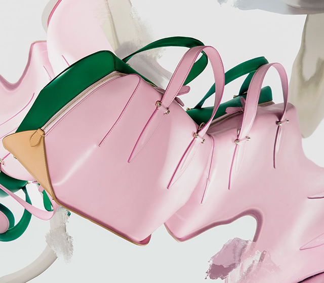 First look: Delpozo's Spring/Summer '16 handbag collection
