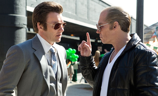 Johnny Depp is unrecognisable in new film 'Black Mass'