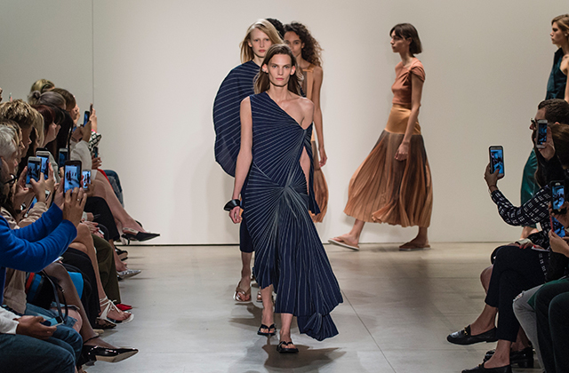 New York Fashion Week: Dion Lee Spring/Summer '18