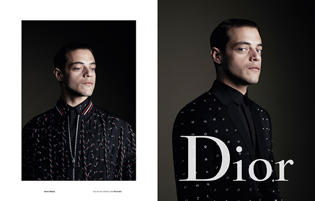 Just in: Dior Homme's Spring/Summer '17 campaign