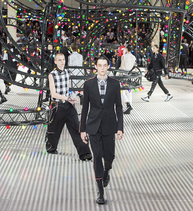 Men's Paris Fashion Week: Dior Homme Spring/Summer '17