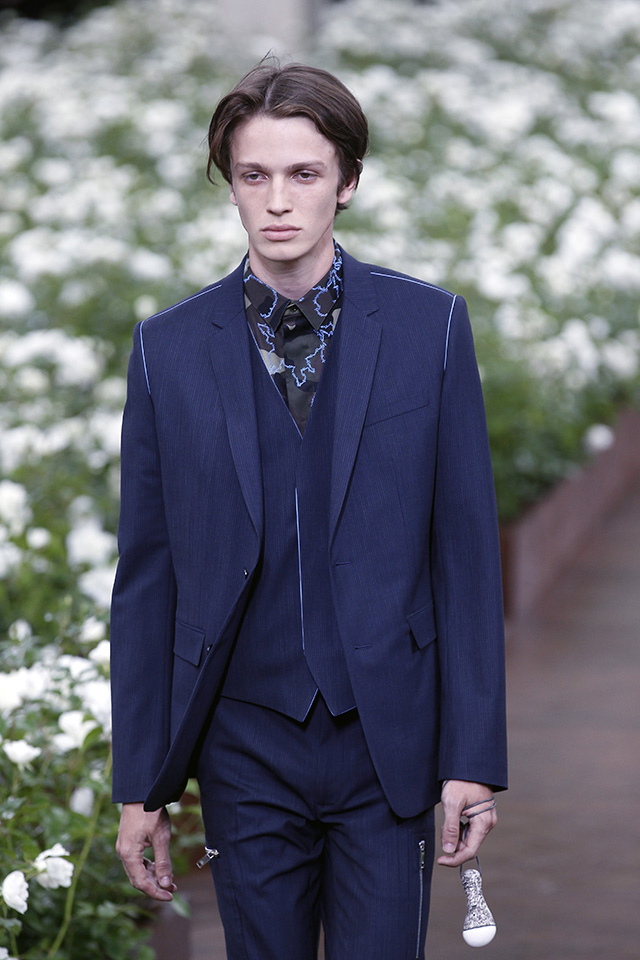 Paris Fashion Week Menswear SS16: Dior Homme