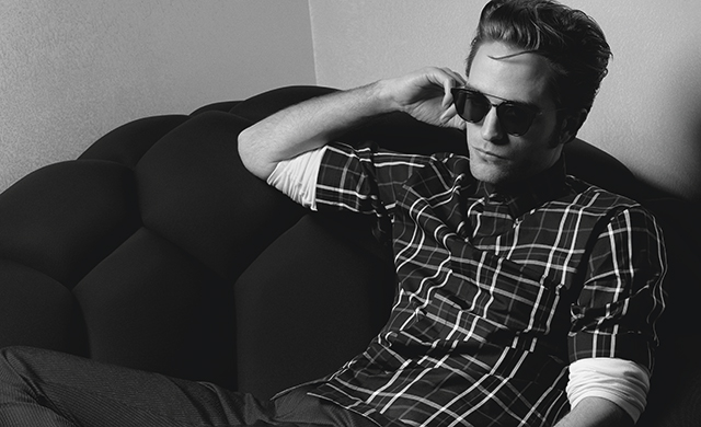 Robert Pattinson is the new face of Dior Homme