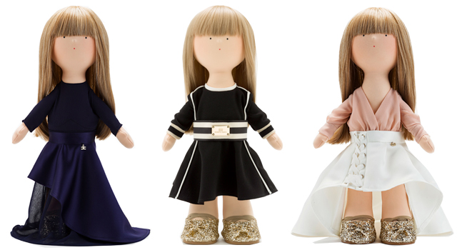 The Collection Doll by Elisabetta Franchi