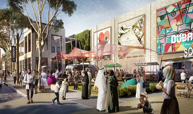 Coming soon: Emaar confirms Dubai Hills Mall, the city's newest shopping destination