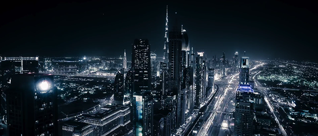 Watch now: A stunning time-lapse video of Dubai