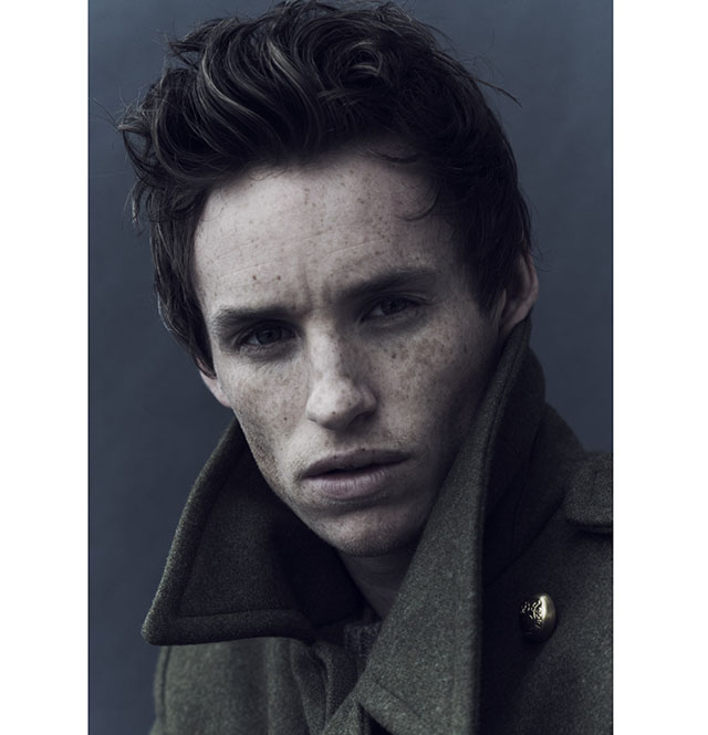 Eddie Redmayne confirmed for J.K Rowling's next film adaptation
