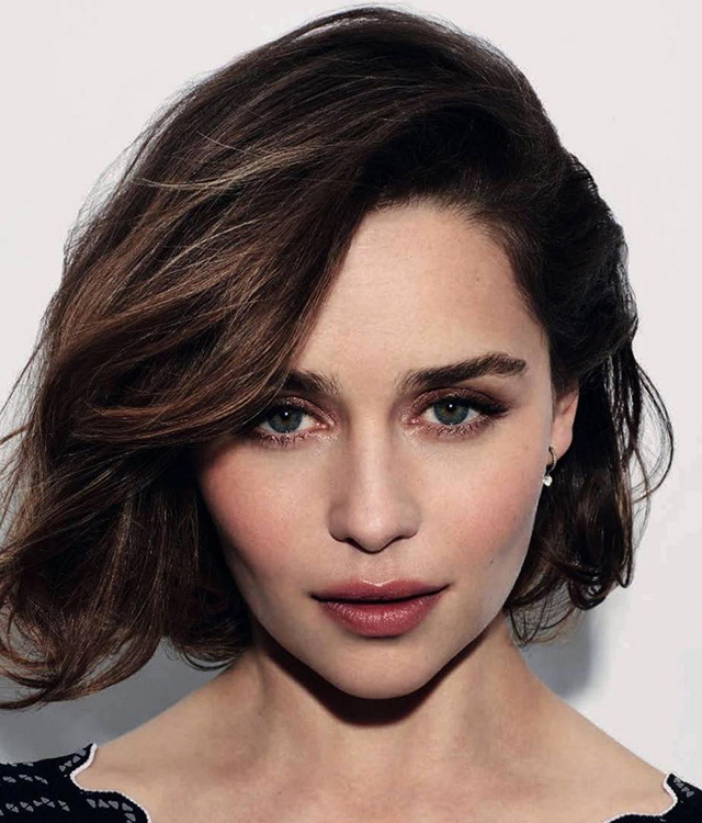 Confirmed: Emilia Clarke is the new face of Dolce & Gabbana