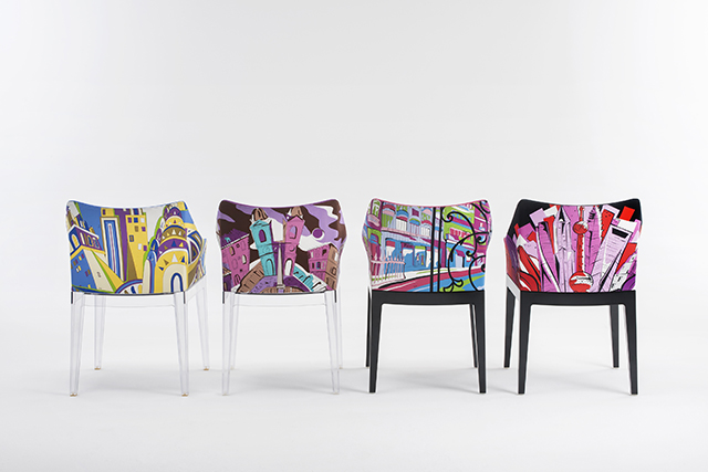 Emilio Pucci and Kartell unite for new Milan Design Week collaboration