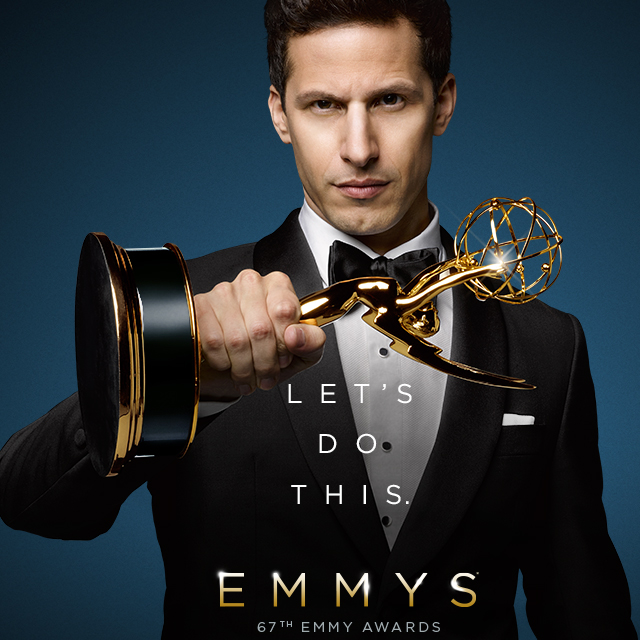 Watch now: Andy Samberg stars in the first 67th Emmys trailer