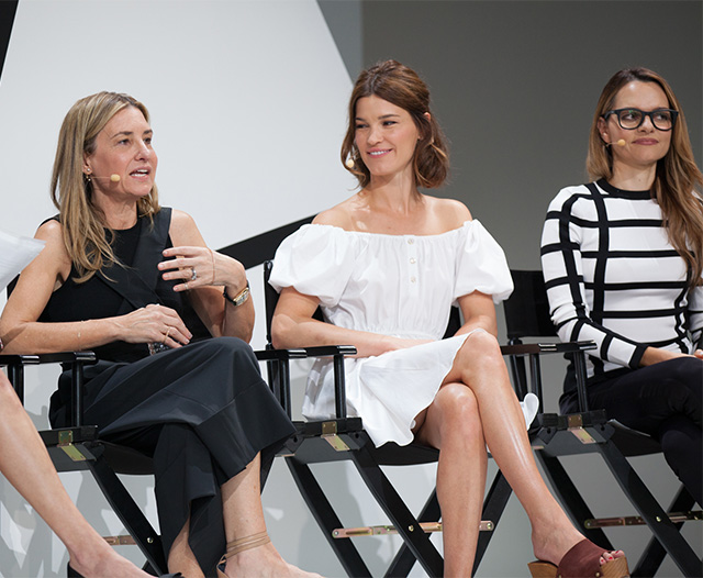 Inside the Fashion Tech Forum 2015