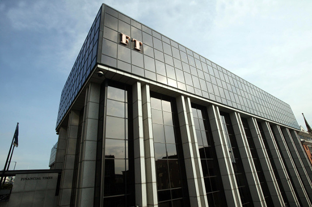 Financial Times sold to Japanese media group Nikkei for £844 million