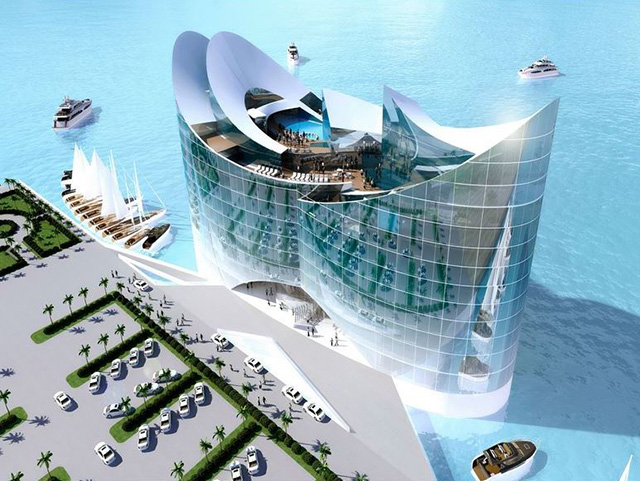 Qatar said to be reviving plans for floating hotel for 2022 World Cup