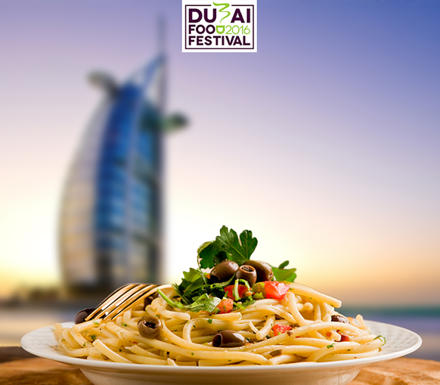 The dates for the third Dubai Food Festival for 2016 are announced