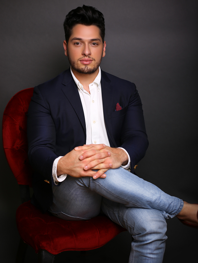 In conversation with Forever Rose's Ebraheem Al Samadi