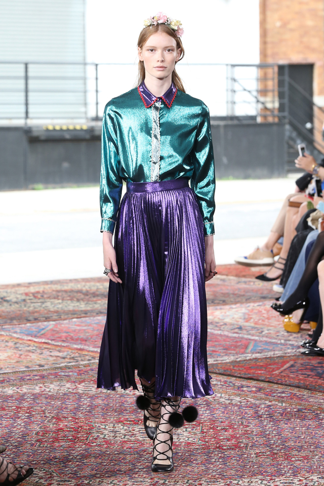 Cruise collection: Gucci sets sights on London