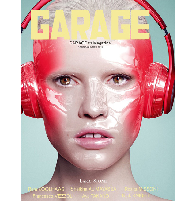 Lara Stone, Kendall Jenner and more come to life for Garage magazine cover