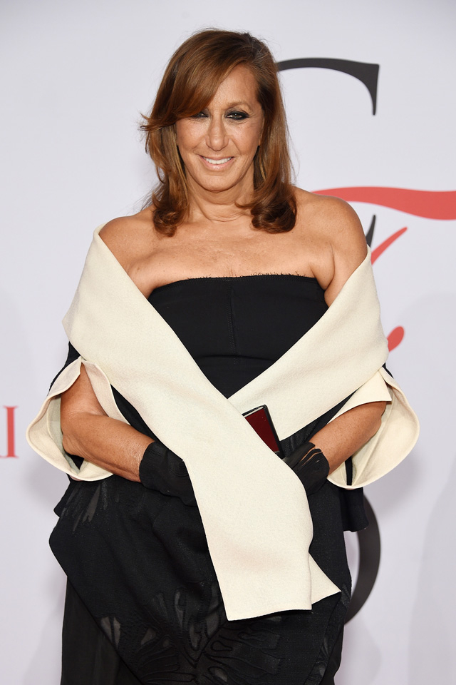 Donna Karan steps down as designer for her eponymous label