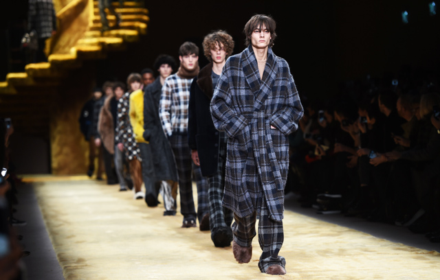 Milan Fashion Week: Fendi Fall/Winter '16
