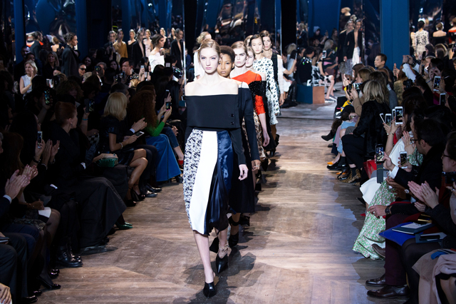 Paris Haute Couture Fashion Week: Christian Dior Spring/Summer '16