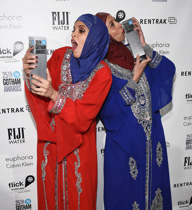 Pakistani comedians scoop gong at Gotham Awards