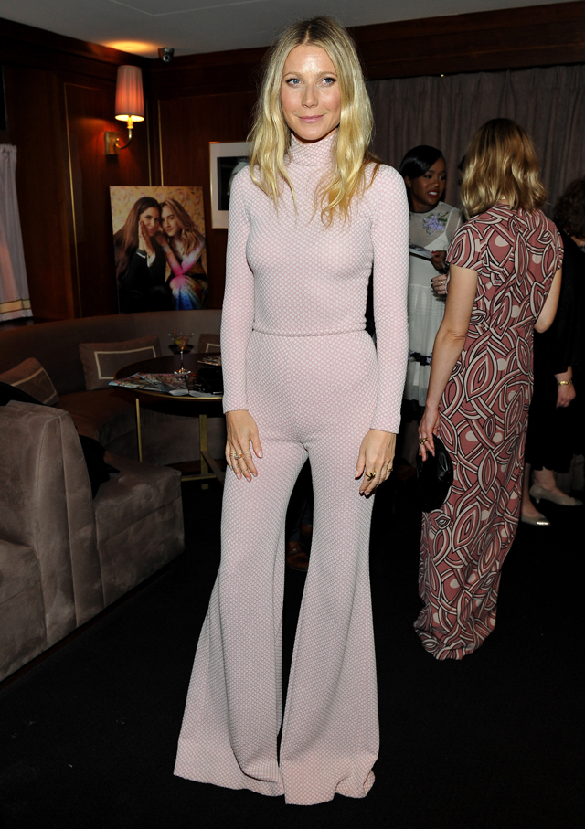 Jimmy Choo x The Hollywood Reporter Power Stylist dinner