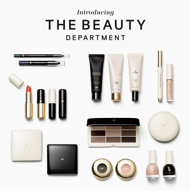 H&M Beauty is buzzing with second range
