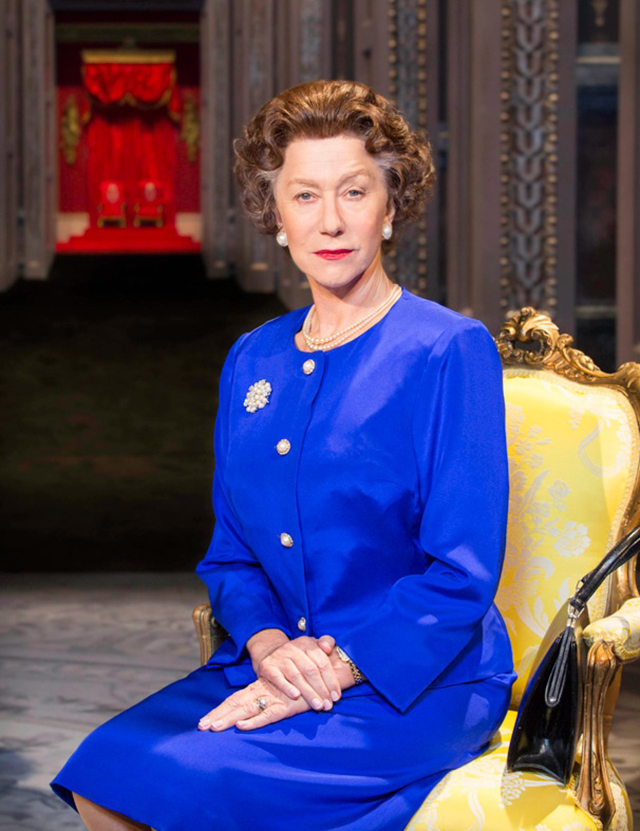 Helen Mirren to reign the Broadway stage as Queen Elizabeth II