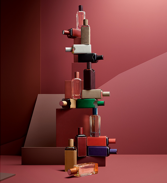 Hermès has just launched its Hermessence Collection