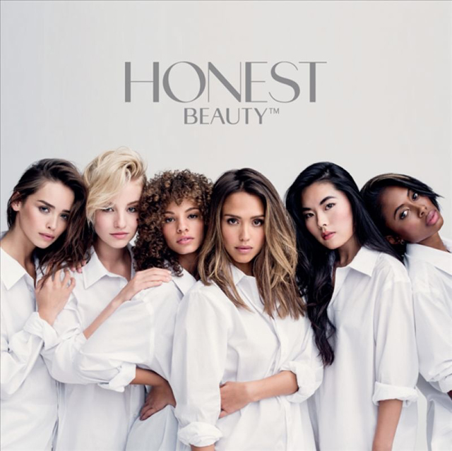 Jessica Alba unveils Honest Beauty with a diverse ad campaign