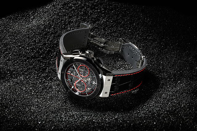 Hublot and The Watch Gallery launches new collaborative timepiece