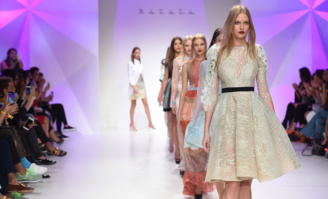 Fashion Forward Day One Shows: Hussein Bazaza, Zaroon by Zareena, Nafsika