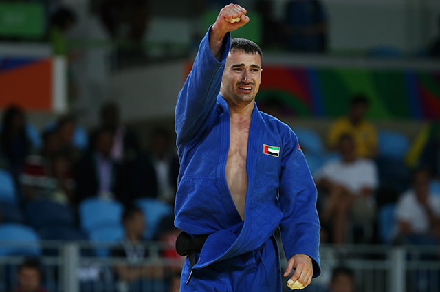 UAE Olympic win: Middle Eastern-based athlete takes judo medal!
