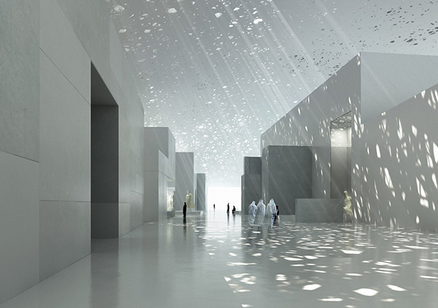 Louvre Abu Dhabi announces first art commissions