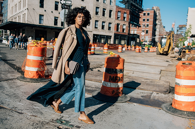 Michael Kors unveils street style campaign, The Walk