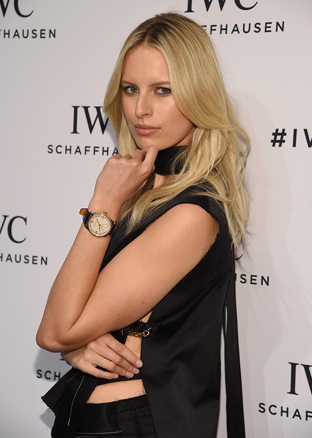 A watch and an award: IWC celebrates at the Tribeca Film Festival