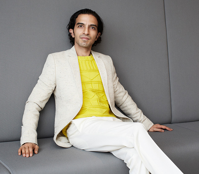 "Imran Amed, Founder of BoF: ""If you don't try new things... You just become slowly obsolete"""