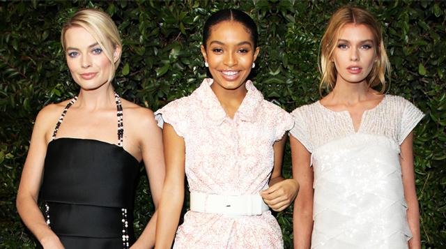 Inside the Chanel x Charles Finch annual pre-Oscars Awards dinner