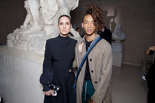 Paris Fashion Week: Louis Vuitton front row