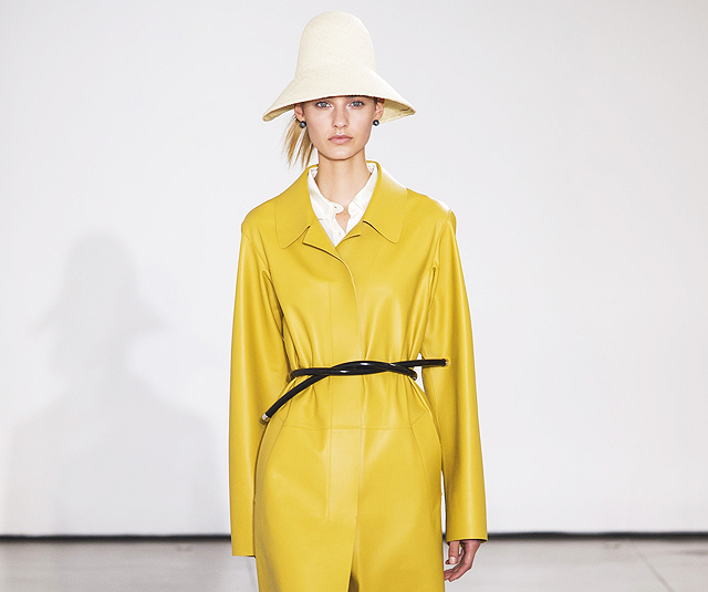 Milan Fashion Week: Jil Sander Spring/Summer 16